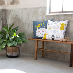decorative cushions nursery
