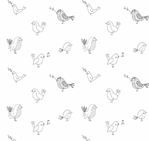 print vogels