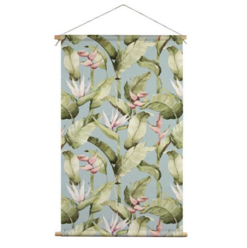 textielposter jungle