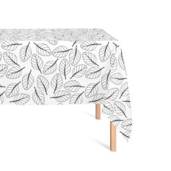 tablecloth leaves