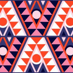 art deco patroon