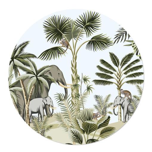 muurcirkel olifant