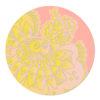Muurcirkel Soft Scout Lace Flower Fade