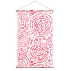 Textile hanger ibiza style