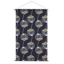 Textile hanger tapestry