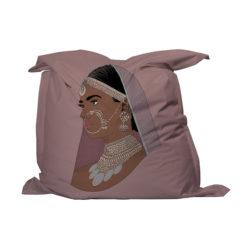 Zitzak Indian Woman Blush