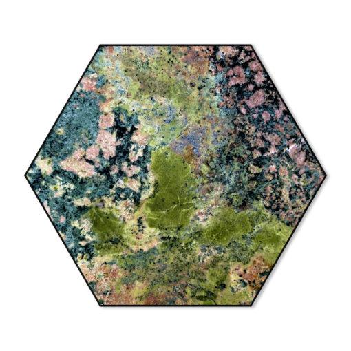 Hexagon Mos No.1