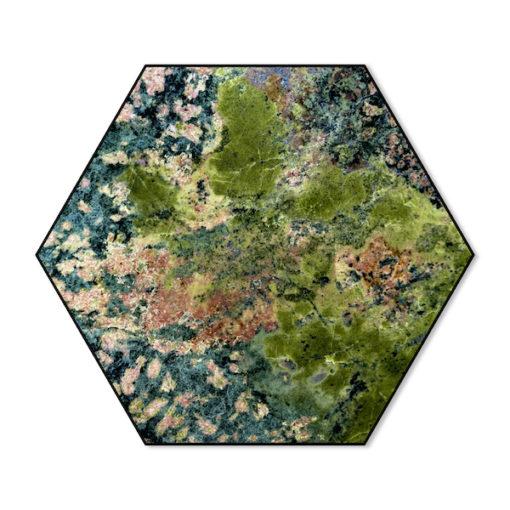 Hexagon Mos No.2