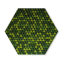 Hexagon Stadion Stoelen Groen