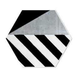 Hexagon Structuren op Straat No.2