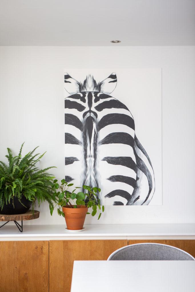 Poster Zebra