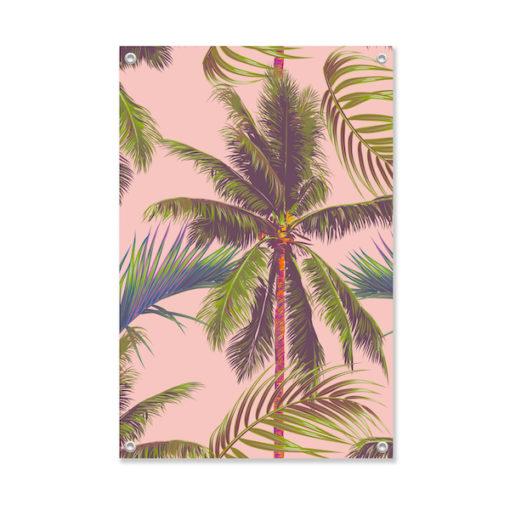 Tuinposter Palmen