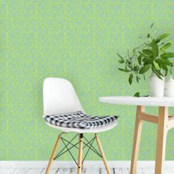 DIY behang eenvoudig plakken