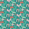 Patroon DIY stoffen