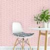 naadloos behang roze