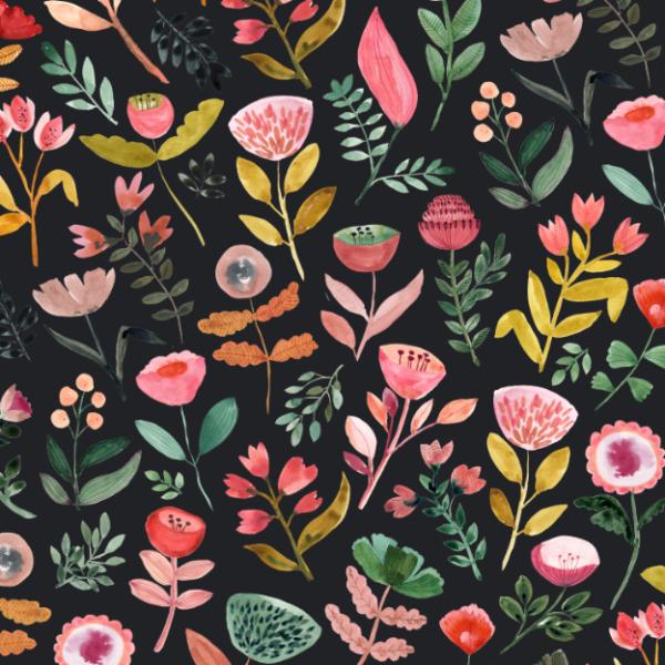 Patroon ontwerp Bloemen