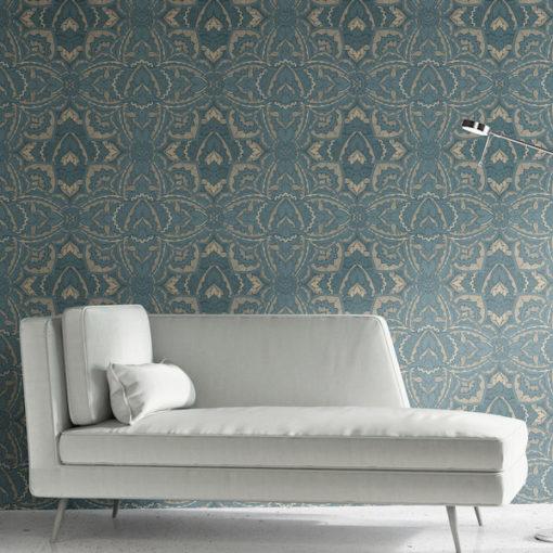 Art Deco behang