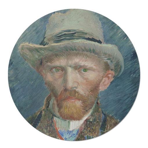 Muurcirkel Vincent van Gogh