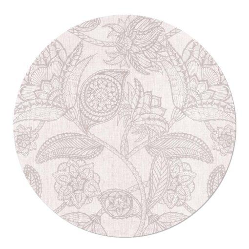 Muurcirkel Botanisch