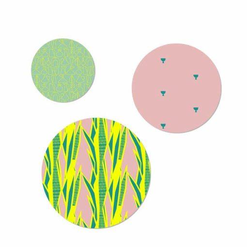 Muurcirkels patronen Ender and May