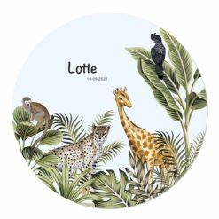 Geboortecirkel Jungle