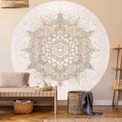 Giant Behangcirkel Mandala